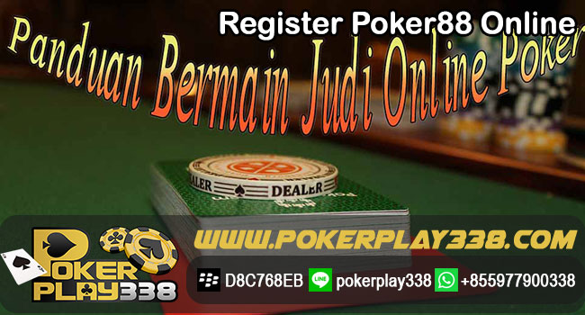 Register-Poker88-Online